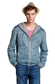 Outdoor jacket with a hood 'Obile-D'