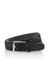 Cowhide leather belt 'Parodio'