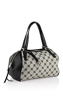 Logo pattern handbag 'Gracye-J'
