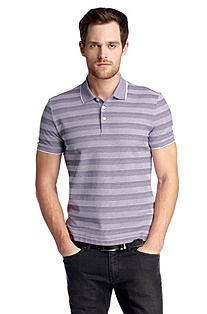 Regular fit piqué polo shirt 'Bugnara 19'