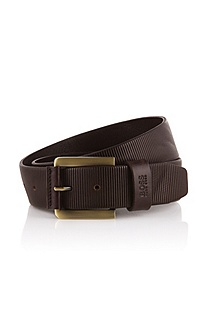 Belt in genuine cowhide leather 'Sisko'