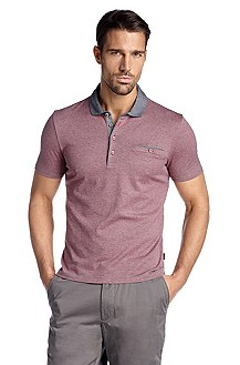 Regular-Fit Polohemd ´Como 03 Modern Essential`