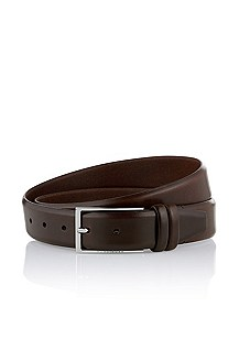 Cowhide leather belt 'Carmello'