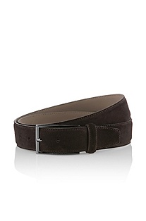 Suede belt 'Calindo'