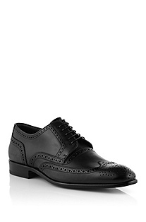 Leather lace-up shoe 'Romeros'