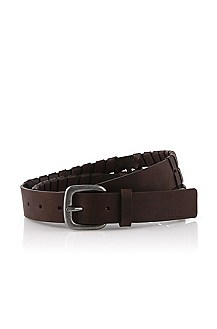 Pin buckle belt 'Camarko'