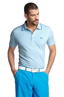 Regular-Fit Piqué-Poloshirt ´Patrick`