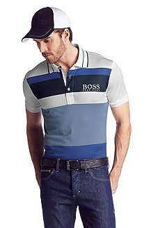 Cotton jersey polo shirt 'Paddy Pro 3'