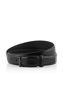 Belt with a rectangular metal buckle 'Carmilo'
