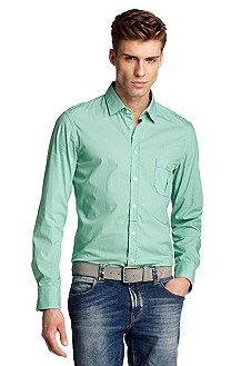 Casual shirt with a Kent collar 'EgrifE'