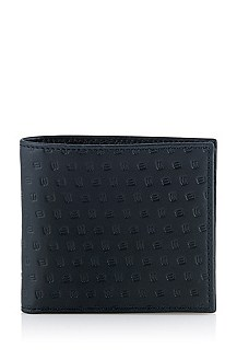 Calfskin leather wallet 'Gesirtir'