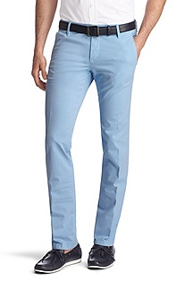 Regular fit casual trousers 'Hamptons1'