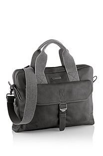 Leather work bag 'Ormann'