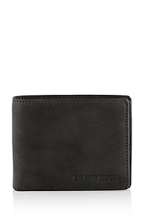 Leather wallet 'Omils'