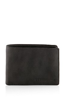 Leather wallet 'Owert'