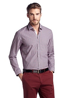 Casual shirt with a Kent collar 'Lorenzo'