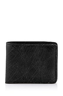 Cowhide leather wallet 'Redia'