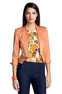 Cotton blazer 'Jiana'