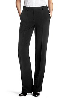 Pressed pleat business trousers 'Tironto'