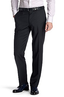 New wool suit trousers 'Parkway1'
