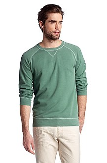 Sweat-shirt à encolure ronde, Wheel