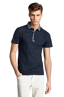 Cotton polo shirt 'Pintoo'