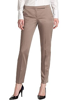 Cotton blend trousers 'Harile-1'