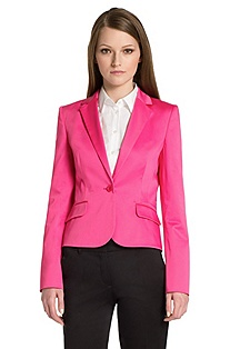 Blazer with notch lapel 'Afiraly-2'