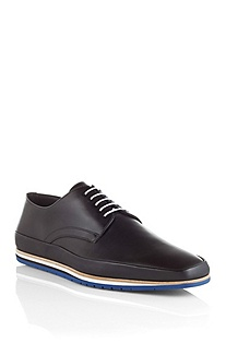 Calfskin leather Derby 'Digol'