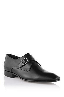 Leather monk shoe 'Carsmon'