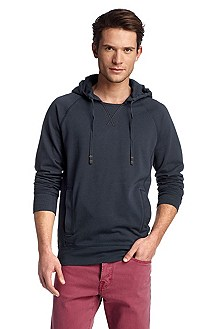 Hooded sweatshirt 'Wanted'