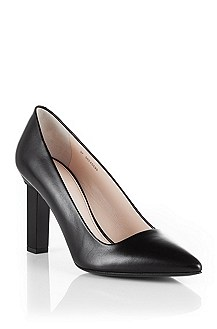 Leather court shoe 'Loire'