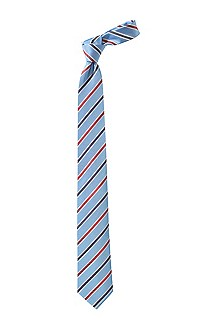 Striped tie 'Tie 7.5 cm'