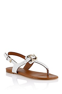 Leather sandal 'Vaida'