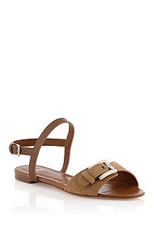 Leather sandal 'Sadila'