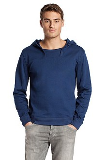 Pull-over à encolure arrondie en coton, Defy