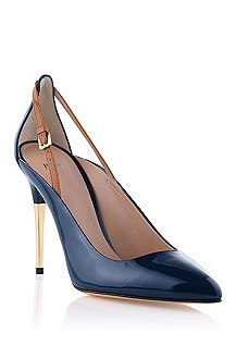 Genuine calfskin court shoe 'Bailye'