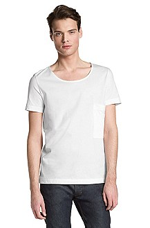 T-shirt encolure ronde, Dony