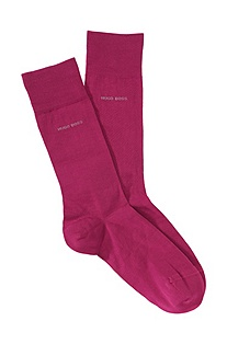 Blended cotton-elastane socks 'Marc Colours'