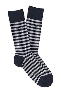 Striped socks 'Marc Design'