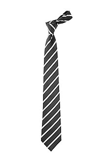 Contrasting colour striped tie 'TIE CM 8'