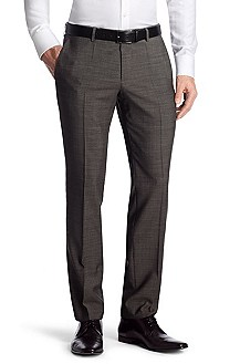 Pure new wool suit trousers 'Genesis1'