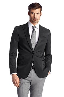 Evening jacket with peak lapel 'Hold1'