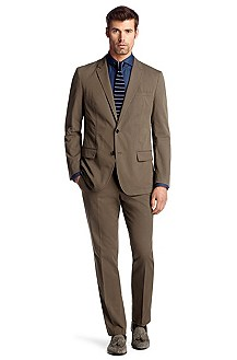 Cotton business suit 'Heaven1/Fly1-W'