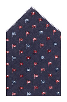 Linnen pochet ´Pocket square 33x33`