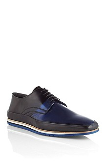 Calfskin leather Derby 'Diggio'