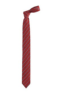 Cravate en pur lin, Tie 6 cm soft