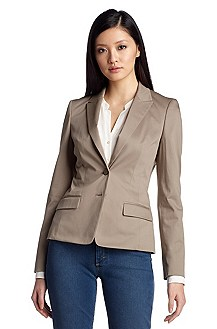 Cotton business blazer 'Jaelle4'