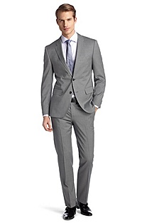 New wool suit 'The Keys9/Shaft2'