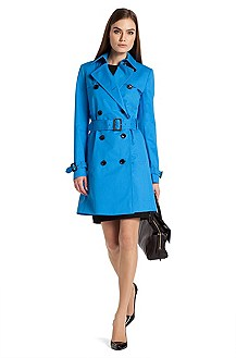 Trench-coat en coton, Mihala-1
